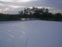 PVC roof system