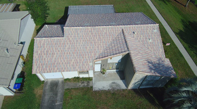 new roof tile with boral roof tile