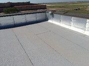 Air force base roof replacement