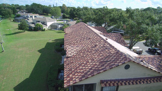 garden view at wekiva springs new clay rooftile