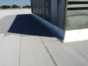 new commercial gsa roof