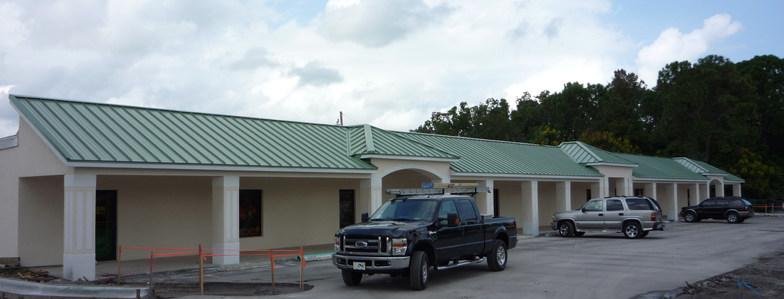 ss metal roof