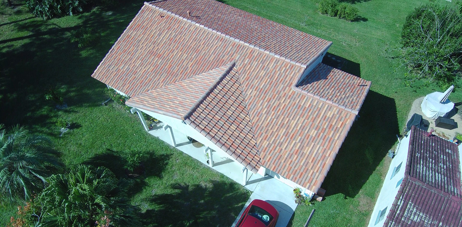 kissimmee new tile roof