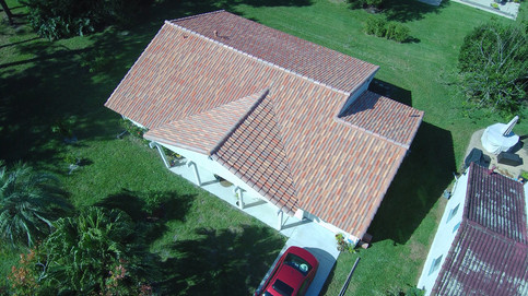 cruz new tile roof in williamsburg