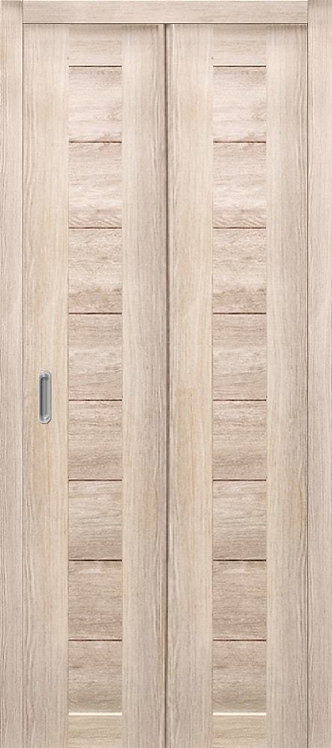 Дверь складная Дубрава Сибирь Foret Light Глухое