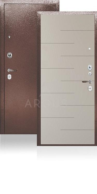 Дверь входная | сейф-дверь ARGUS ДА-24 Никсон силк макадамия