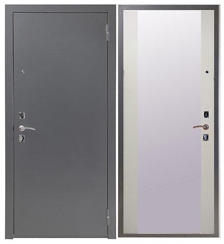 Дверь Sidoorov 67 Плаза/Белый снег софт
