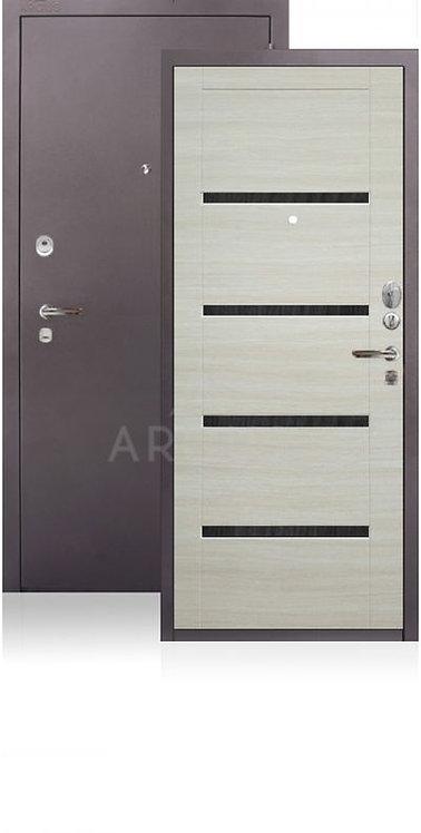 Дверь входная   сейф-дверь ARGUS ДА-11 Венге Модерн