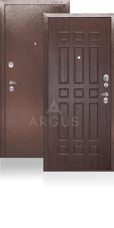 Дверь входная | сейф-дверь ARGUS ДА-22 Брасс Венге