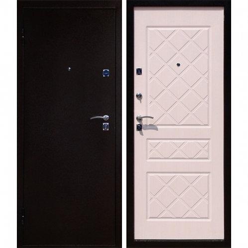 Дверь Стандарт Беленый дуб