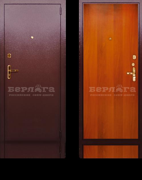 Сейф-дверь ЭК-1