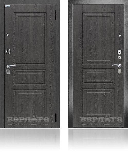 Сейф-дверь 3К Гаральд Графит / МДФ Гаральд Графит