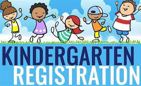 Kindergarted Registration for Wentworth