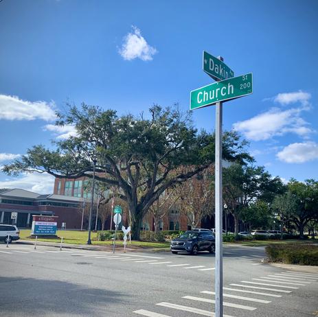 Church Street Improvement Project