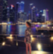 Photo of me in Singapore