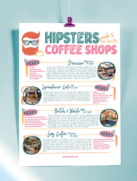 Hipsters Guide to NYC Coffee Shops
