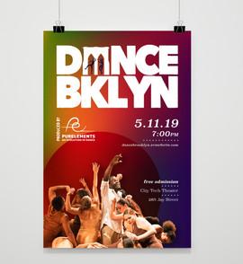 Dance Brooklyn Postcard