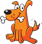 Houston Dog Walking Club Logo