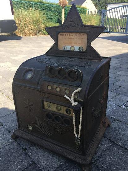 1910 Caille La Comète slot machine