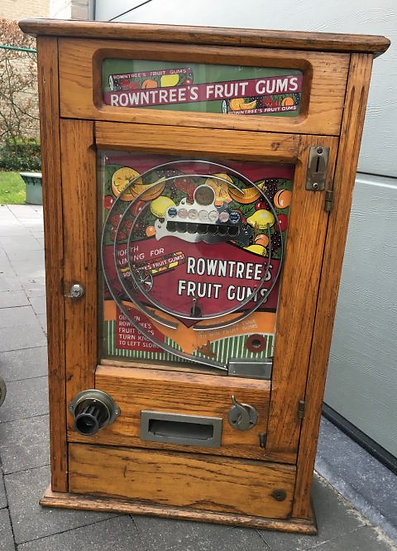Win a Rowntree fruit Gum Allwin