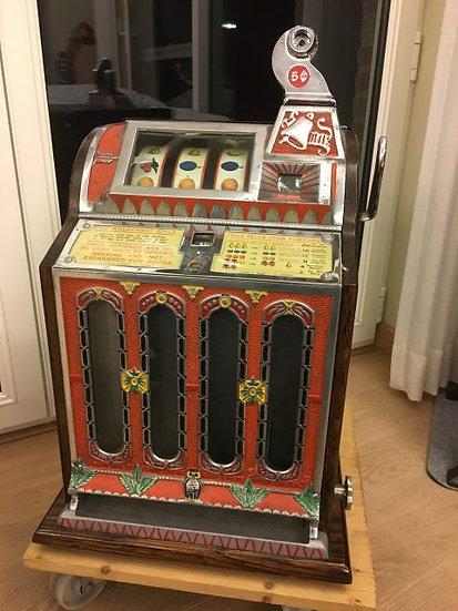 MILLS FOK slot machine