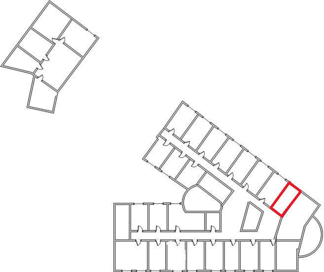 Офисное помещение на 4 этаже офис 407а