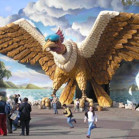 Parque Efteling: Se querem ir a um lugar mágico, este é o sítio certo