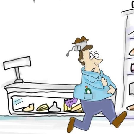 Cleptomania: Quando roubar se torna um vício