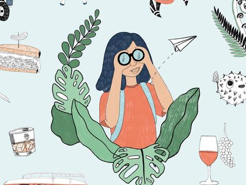 O medo de ser mulher quando se viaja sozinha