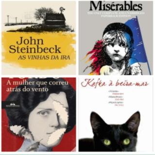 Retrospetiva 2020: os livros que mereceram 5 estrelas no GoodReads