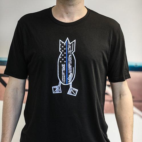 Dive Bomb Thin Blue Line, Shirt