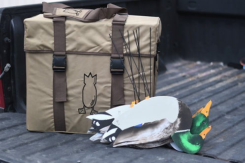 Duck Silhouette / V2 Sleeper Canada Bag