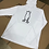 Thumbnail: Performance Hooded T-shirt, White