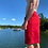 Thumbnail: Dive Bomb Board Shorts, Red