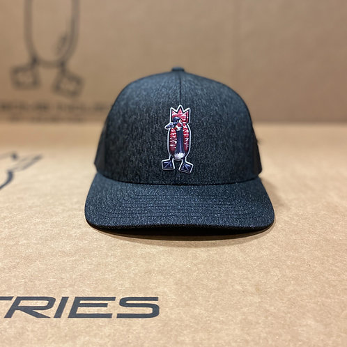 MAPLE HONKER Hat, Black Heather / Black
