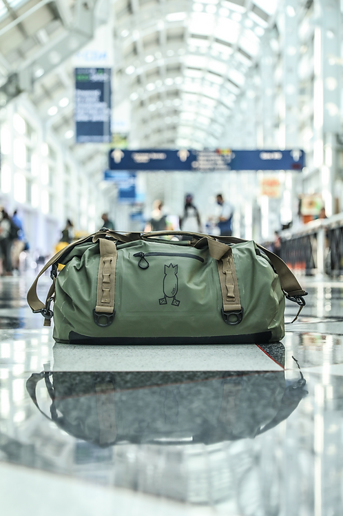 Dry-Duffel (Offered in 2 colorways)