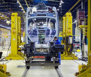 Alstom Transport irá inaugurar uma nova linha de produção de VLTs no Brasil