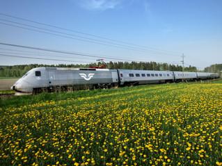 ABB e SJ fazem em parceria investimento de $590 milhões para upgrade do sistema ferroviário da Suéci