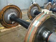 IManutenção, recuperação e fabricação de Componentes para locomotivas.