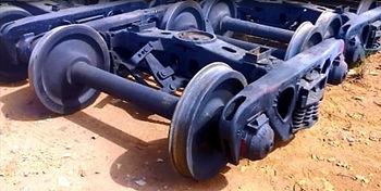 Truque ferroviário para vagão de carga