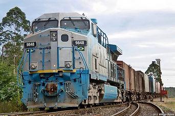 TVL - Telemonitoramento de Vagões e Locomotivas