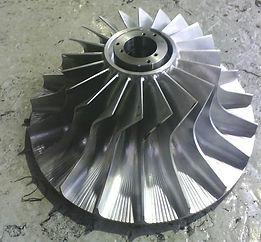 uperação e fabricação de componentes  para Locomotivas