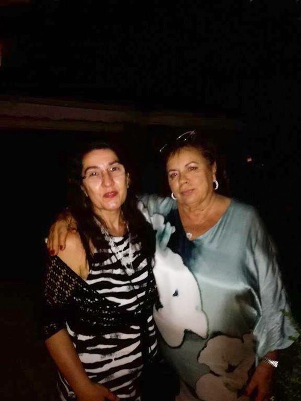 con Gianna
