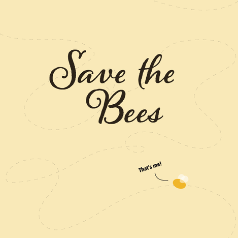 Save the Bees Infographic