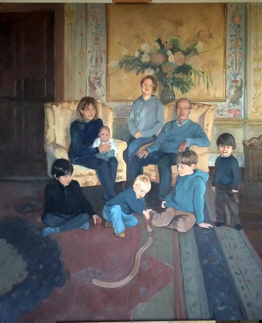 Six Grandsons