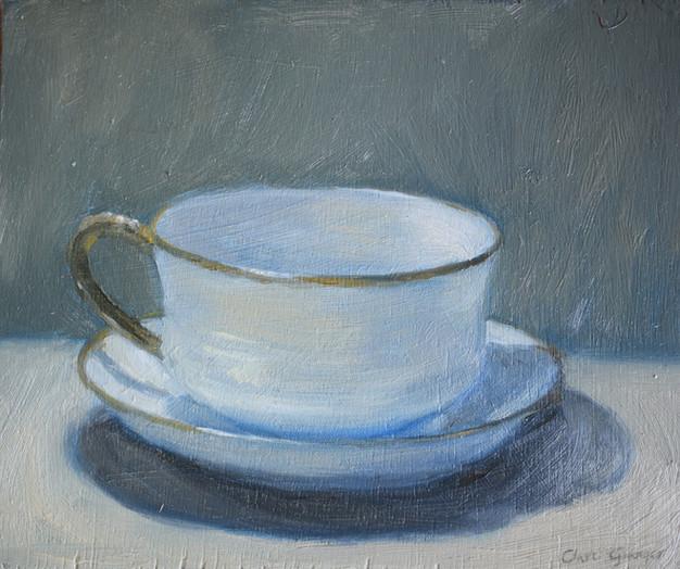 Limoge Tea Cup