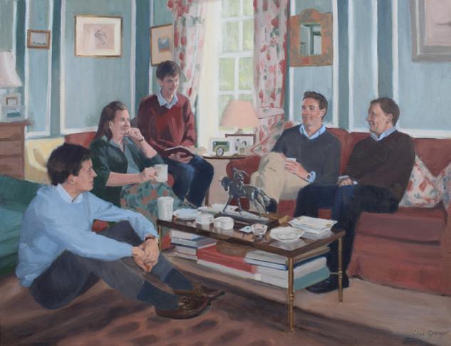 Faulkner Family