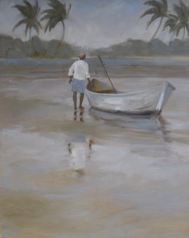 Bringing in the Boat