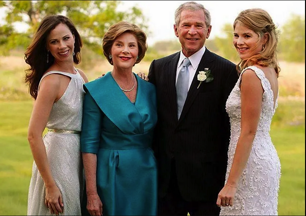 President-Bush-and-Fam-1024x724.png