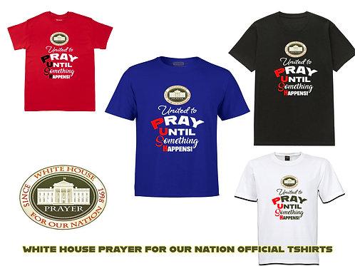 WHITE HOUSE PRAYER TSHIRT